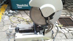 Makita LC1230 LC 1230 Metal Cut off For Stainless Steel Dry No Spark