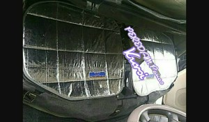 Karpet Anti Panas Jok MobiL Mini Bus T l20 SS