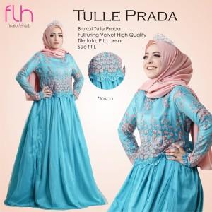 Baju Pesta Muslimah Premium Original