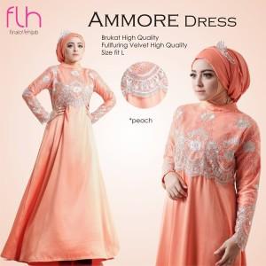 Ammore Dress Full furing Orignial by FLH