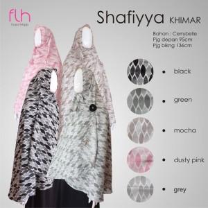 Khimar Cantik Shafiyya Premium Original by FLH