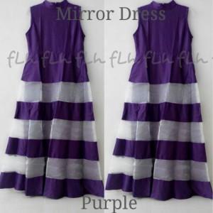 Dress Cantik Mirror Original