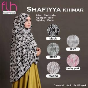 Jilbab Syari Syafiyya Khimar Original