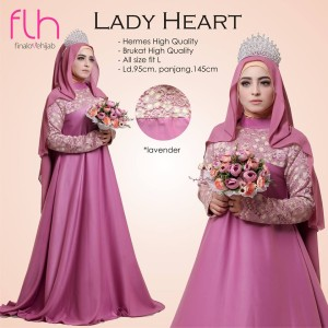 Hijab Pesta Muslim Premium original