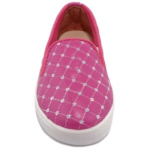TrendiShoes Sepatu Bunyi Anak Bayi Perempuan Slip On Pita 032AG Fuchsia Source TrendiShoes .