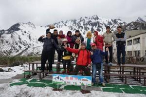 japan alpine road wisata salju 7 day