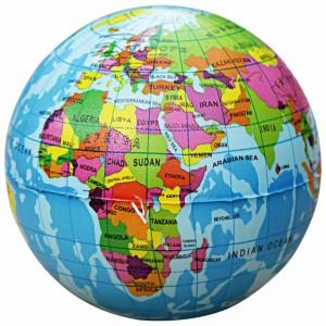 Bola Dunia Globe Indobeta