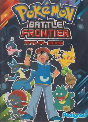 Pokemon Battle Frontier Annual 2008