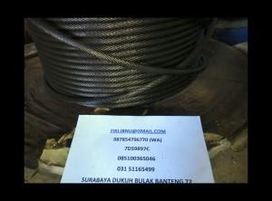 KAWAT SELING / WIRE ROPE (087854796770)