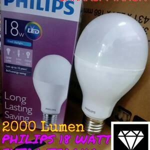 2000 Lumen Cool Daylight Putih Terang 3pcs Source · Philips Lampu Essential 23W .