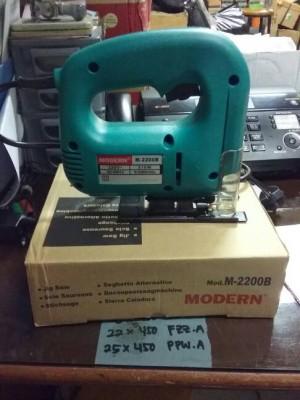 Jual Mesin Jig Saw Modern M 2200 B Jigsaw Modern M 2200B