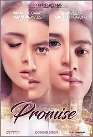 Hasil gambar untuk cover novel promise by Dwitasari