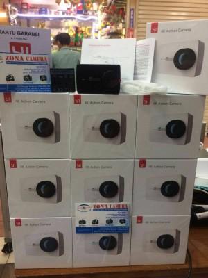 Xiaomi Yi II 4k Black INTERNATIONAL VERSION RESMI