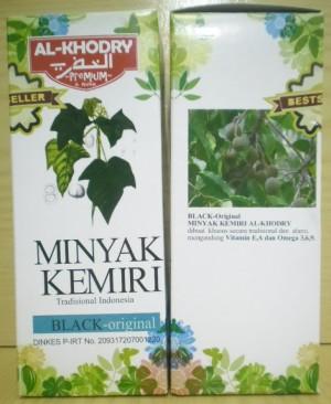 Herbal Penumbuh Rambut | Penumbuh Jenggot | Minyak Kemiri Al-Khodry