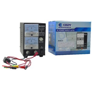 POWER SUPPLY ANALOG CODY 1501A