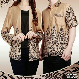 Couple Top Batik Siska