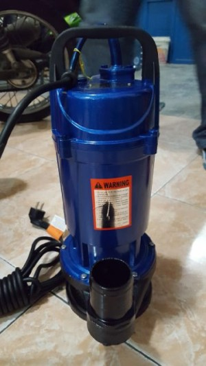 Pompa Celup Merek Yukio 10-12 Submersible Pump