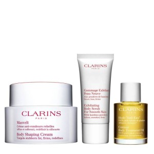 100% Original Clarins Body Shaping Kit