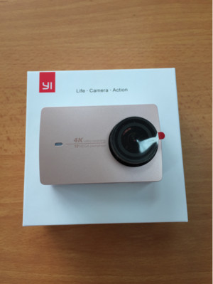 Xiaomi Yi 2 International Version Wifi 4K