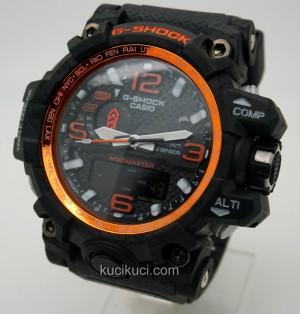 GShock/G-Shock GWG-1000 II Black Orange