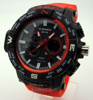 GShock/G-Shock MTG-1000 Red Black