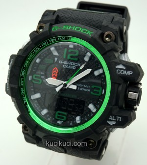 GShock/G-Shock GWG-1000 II Black Green