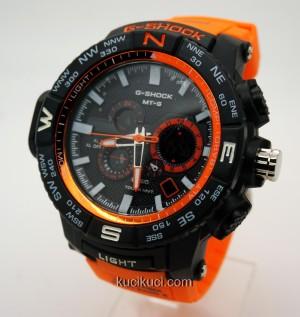 GShock/G-Shock MTG-1000 Orange Black