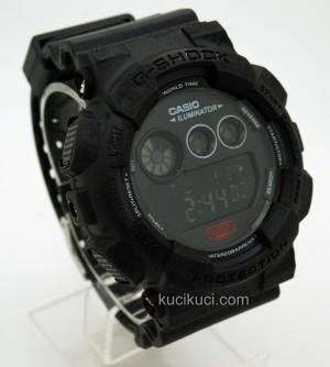 Gshock/G-Shock Digital GD 120 Full Black
