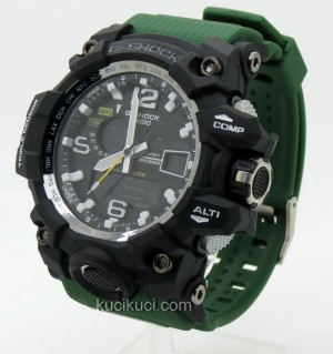 GShock/G-Shock GWG-1000 Green Black
