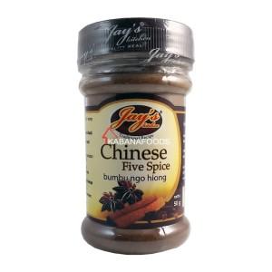 Bumbu Masak Ngo Hiong Jay's Chinese Five Spices 50g