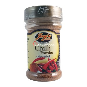 Bumbu Masak Cabe Bubuk Jay's Chili Powder 65g