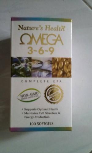 OMEGA 3-6-9 100'S