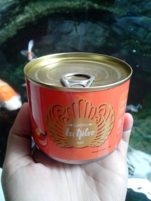 gudeg kaleng asli jogja rasa pedas