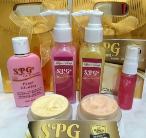 CREAM SPG STRONG GLOWING INSTANT ( CREAM DAY PADAT )