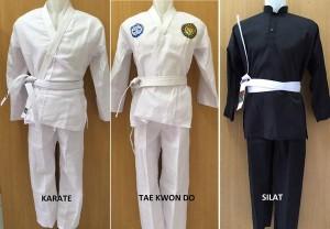Baju Karate Dewasa