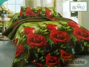 Sprei Romeo ukuran 120 x 200 / No.3 – Luciana