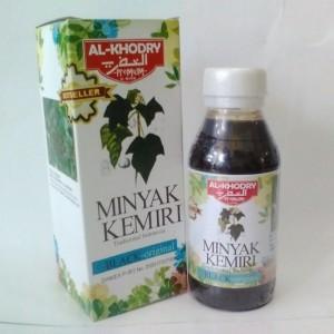 Jual Herbal Penyubur Rambut Minyak Kemiri Al Khodry 125ml Jakarta Timur Febryan Paudi Tokopedia