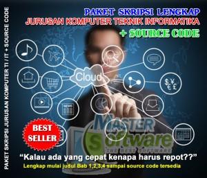 Jual Paket Referensi Skripsi Teknik Informatika It Plus Source Code Jakarta Utara Olshop Toserba Digital Tokopedia