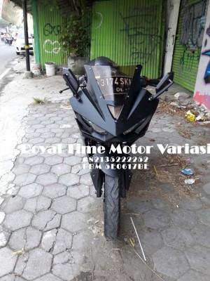 Full Fairing R25 V2 Full Black Doff