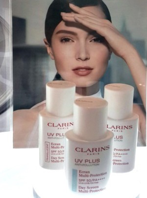 Clarins UV Plus Anti Pollution SPF 50 Day Screen Multi Protection 30ml
