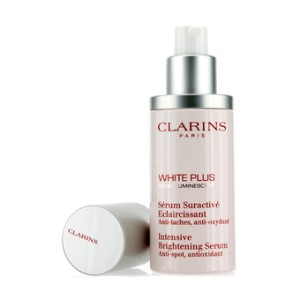 Clarins White Plus Total Luminescent Intensive Brightening Serum 30ml