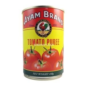 Pasta Tomat Kalengan Ayam Brand Tomato Puree 430g