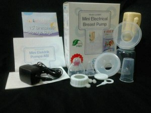 mini breast pump electric