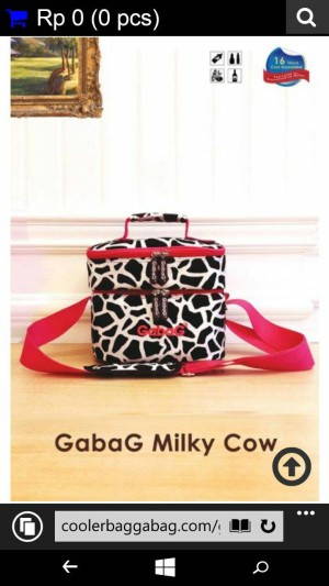 gabag milky cow
