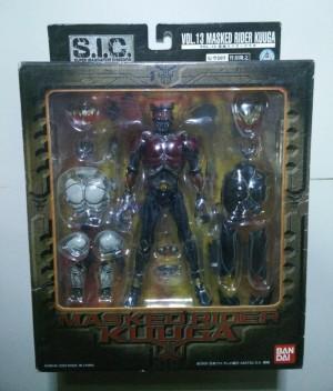 S.I.C. Vol. 13 Masked Rider Kuuga