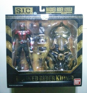 S.I.C. Vol. 56 Masked Rider Kuuga -Decade Ver.-
