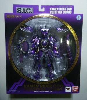 S.I.C. Vol. 66 Kamen Rider OOO Putotyra Combo