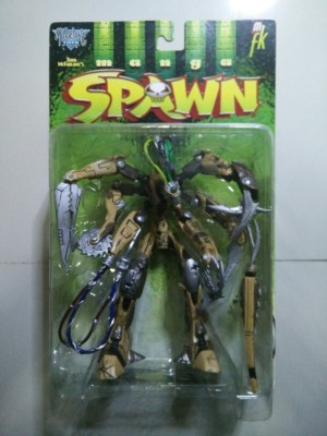 Spawn Series 10 Manga Freak | US Card