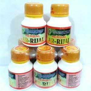 jual ar rijal herbal arrijal perkasa obat herbal kesehatan