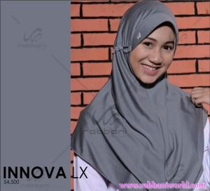 Kerudung Rabbani Innova Lx (Size S)